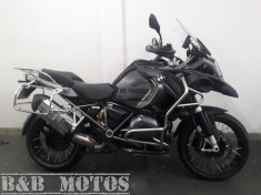 BMW - R 1200 GS ADVENTURE TRIPLE BLACK